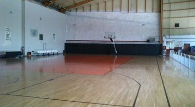 Photo of Basketball Court Κλειστό Γυμναστήριο Παναγιώτης Σαλπέας at Ακτή Ξαβερίου, Πειραιάς 185 38, Greece