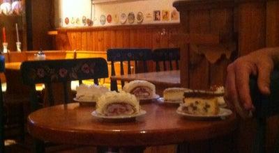 Photo of Cafe Pasteleria Hildegard at Republica De Israel 1600, Santiago, Chile