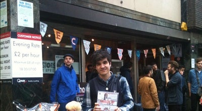 Photo of Record Shop Phonica at 51 Poland St., Soho W1F 7LZ, United Kingdom