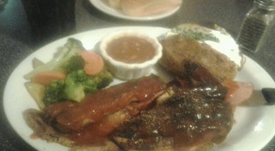 Photo of American Restaurant BBQ Pit at 1720 G St, Merced, CA 95340, United States
