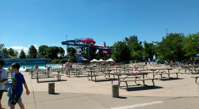 Photo of Water Park Confederation Park / Wild Waterworks at 585 Van Wagners Beach Road, Hamilton, ON L8E 3L8, Canada