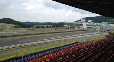Photo of Racetrack オートポリス at 上津江町上野田1112-8, 日田市 877-0312, Japan
