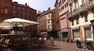 Photo of Pedestrian Plaza Place de la Trinité at Place De La Trinité, Toulouse 31000, France