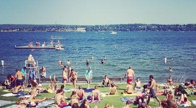 Photo of Beach Madison Park Beach at 1900 43rd Ave E, Seattle, WA 98112, United States