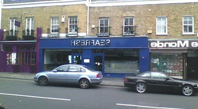 Photo of Seafood Restaurant Seafresh Fish Restaurant at 80-81 Wilton Road, London SW1V 1DL, United Kingdom