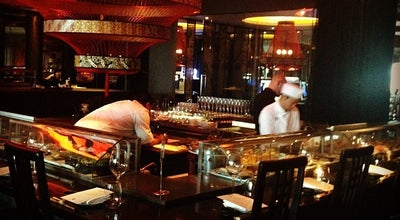 Photo of Japanese Restaurant Aqua Kyoto at 240 Regent Street, London W1F7EB, United Kingdom