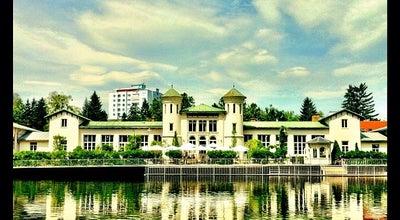 Photo of Lake Hilmteich at Hilmteichstraße 110, Graz 8010, Austria