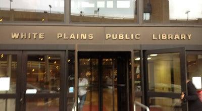 Photo of Library White Plains Public Library at 100 Martine Ave, White Plains, NY 10601, United States