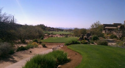 Photo of Golf Course Troon North Golf Club at 10320 E Dynamite Blvd, Scottsdale, AZ 85262, United States