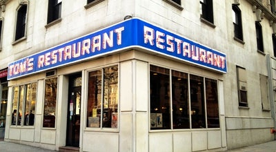 Photo of American Restaurant Tom's Restaurant at 2880 Broadway, New York, NY 10025, United States