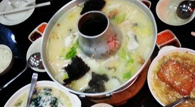 Photo of Seafood Restaurant Food Street Keng Fish Head Steamboat Eating House at 116 Rangoon Road, Singapore 218394, Singapore