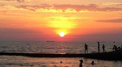Photo of Beach Пляж «Чайка» at Адлер, Russia