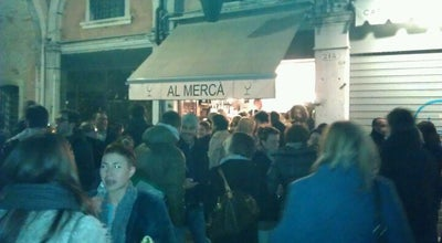 Photo of Italian Restaurant Al Merca at Campo Bella Vienna, 213, Venice 30125, Italy