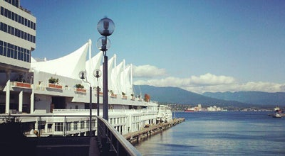 Photo of Hotel Fairmont Waterfront at 900 Canada Place Way, Vancouver V6C 3L5, Canada