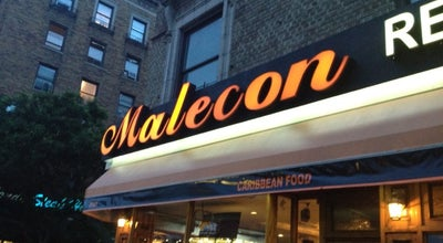 Photo of Caribbean Restaurant Malecon Restaurant at 4141 Broadway, New York, NY 10033, United States