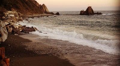 Photo of Beach Spiaggia di Renà at Riva Trigoso, Sestri Levante, Italy