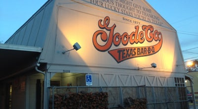 Photo of BBQ Joint BBQ Hall of Flame at 5015 Kirby Dr, Houston, TX 77098, United States