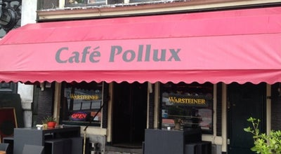 Photo of Nightclub Cafe Pollux at Prins Hendrikkade 121, Amsterdam 1011 AM, Netherlands