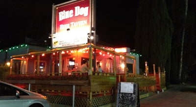Photo of Burger Joint The Blue Dog Beer Tavern at 4524 Saugus Ave, Sherman Oaks, CA 91403, United States