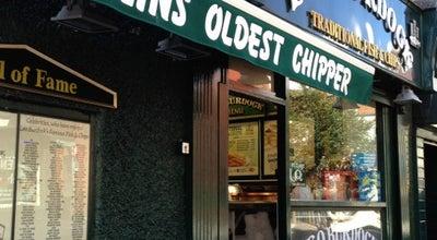 Photo of Irish Pub Leo Burdock's at 2 Werburgh Street, Dublin 8, Ireland