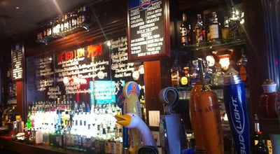 Photo of American Restaurant The Red Lion at 151 Bleecker St, New York, NY 10012, United States