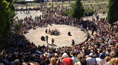 Photo of Park Mauerpark at Schwedter Str., Berlin 12305, Germany