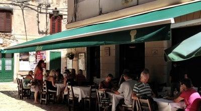 Photo of Italian Restaurant Balbi at Trg G. Matteottija, Rovinj 52210, Croatia