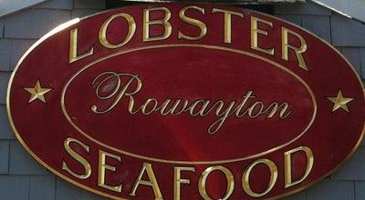Photo of American Restaurant Rowayton Seafood Restaurant at 89 Rowayton Ave, Norwalk, CT 06853, United States