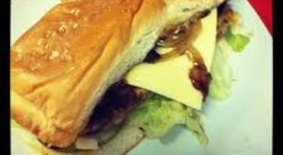 Photo of Burger Joint Mient's Burger at Foodcourt Oceanic Mall, Port Dickson 71000, Malaysia