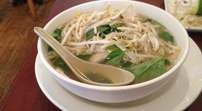 Photo of Asian Restaurant Pho Basil at 177a Massachusetts Ave, Boston, MA 02115, United States