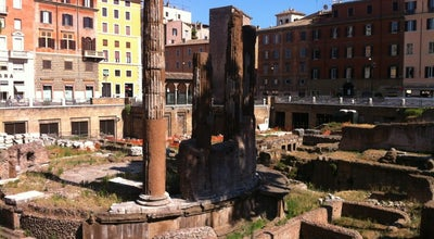 Photo of Plaza Largo di Torre Argentina at Largo Di Torre Argentina, Roma 00186, Italy