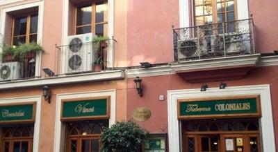 Photo of Spanish Restaurant Taberna Coloniales at C. Fernández Y González, 36, Sevilla 41001, Spain