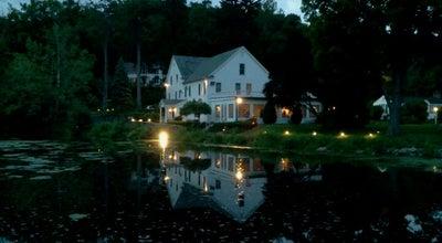 Photo of Bed and Breakfast Stonehenge Inn and Restaurant at 35 Stonehenge Rd, Ridgefield, CT 06877, United States