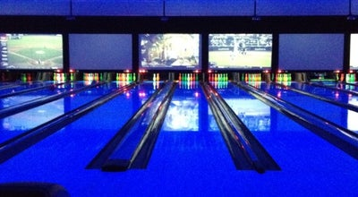 Photo of Bowling Alley Bowlmor at 2405 Park Ave, Tustin, CA 92782, United States