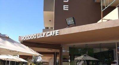Photo of Cafe Voodoo Lily Cafe at 64 Saint Andrew Street, Johannesburg 2196, South Africa
