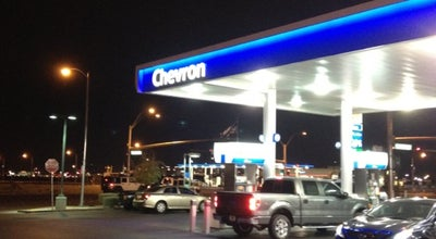 Photo of Gas Station / Garage Chevron at 7325 S Jones Blvd, Las Vegas, NV 89139