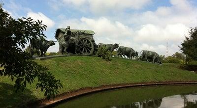 Photo of Park Parque Batlle at Montevideo, Uruguay