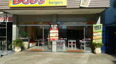 Photo of Fast Food Restaurant Bob's at Avenida Orcalino Santos Sn, Caldas Novas 75690-000, Brazil