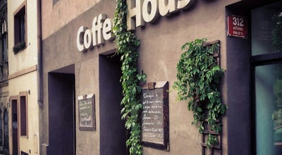 Photo of Coffee Shop Coffee Source at Francouzská 312/100, Praha 101 00, Czech Republic