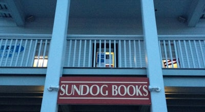 Photo of Tourist Attraction Sundog Books at 89 Central Sq, Seaside, FL 32459, United States