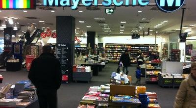 Photo of Bookstore Mayersche Buchhandlung at Markt 5-6, Essen 45127, Germany