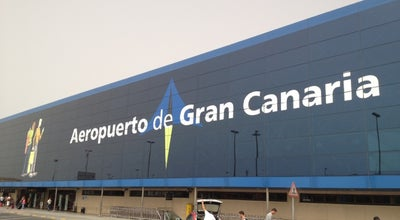 Photo of Airport Aeropuerto de Gran Canaria (LPA) at Ctra General Del Sur, Telde 35219, Spain