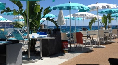 Photo of French Restaurant Plage Miami beach at 197 Promenade Des Anglais, Nice 06200, France