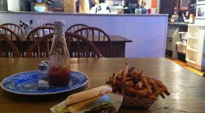 Photo of Burger Joint Zaitzeff at 72 Nassau Street, New York, NY 10038, United States