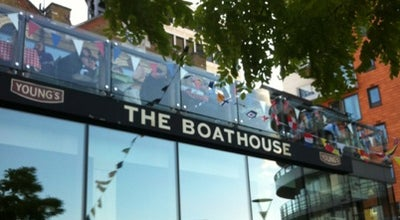 Photo of Bar Boathouse at 32 Brewhouse Lane, London SW15 2JX, United Kingdom