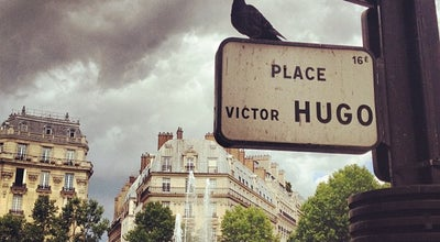 Photo of Plaza Place Victor Hugo at Place Victor Hugo, Paris 75016, France