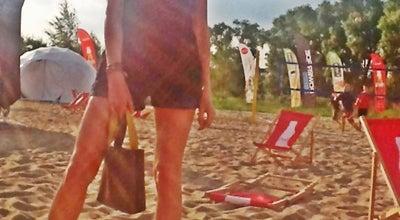 Photo of Beach Plaża Wilanów at Al. Wilanowska, Warszawa, Poland