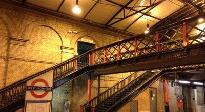 Photo of Subway West Brompton London Underground and London Overground Station at Old Brompton Rd., London SW5 9JX, United Kingdom