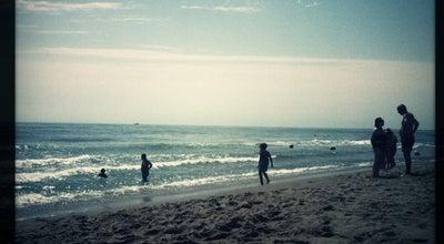 Photo of Beach Playa Los Boliches at Fuengirola, Spain