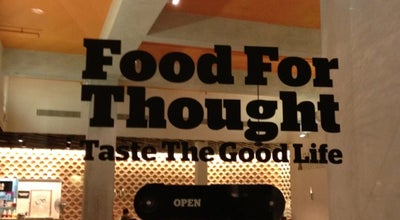 Photo of Restaurant Food For Thought at 1 Cluny Road #1-00 National Parks Board, Singapore 259569, Singapore